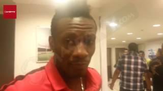 خاص- جيان يتحدث عن أبو تريكة وصلاح وذكريات ''سداسية غانا'' (فيديو)