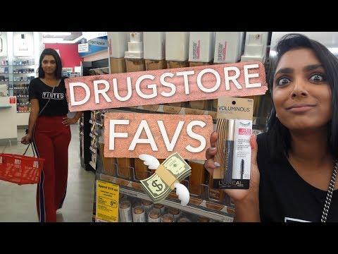 BROWN GIRL FRIENDLY DRUG STORE PRODUCTS | Deepica Mutyala