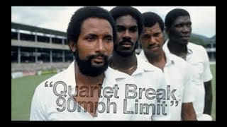 Four hoursemen of death - West Indies