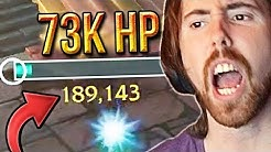 Asmongold: Blizzard Is LYING To You - Hidden DMG Scaling In WoW