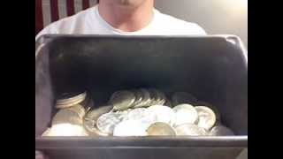 Silver Bullion: Re-Melting American Silver Eagles - Silver is Silver??