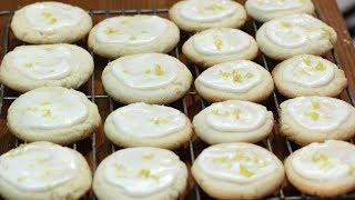 How to Make Lemon Butter Cookies | Easy Lemon Butter Cookies recipe