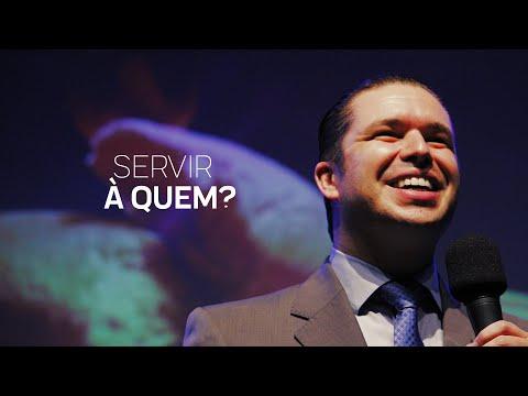Pr. Raphael Gadelha I Servir A Quem? - 05.01.2020 - 10H30