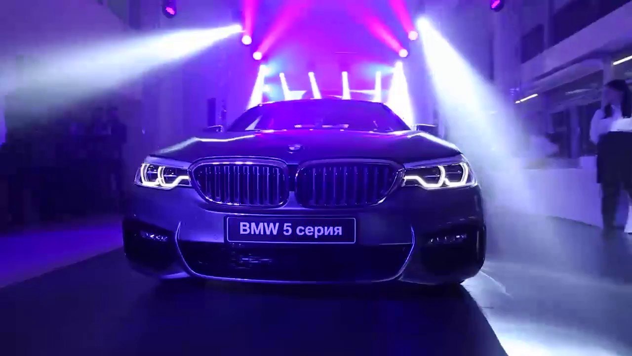 Русская реклама BMW 5 series 2010 - Мини обзор коробки передач .
