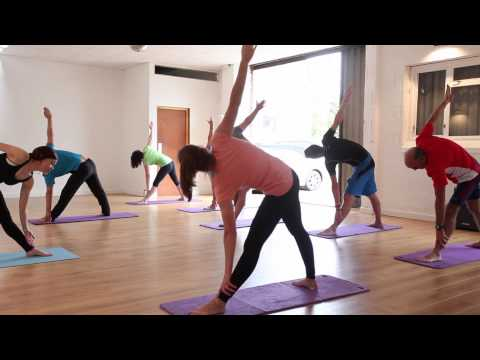 Yoga Class with Grace O'Sullivan at Wyefit Ross on Wye