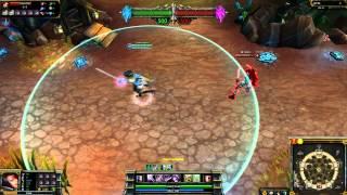 (OLD) Royal Guard Fiora League of Legends Skin Spotlight