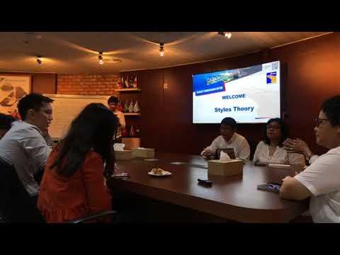 Investor Singapura Perusahaan Styles Theory Lakukan Kunjungan ke BP Batam