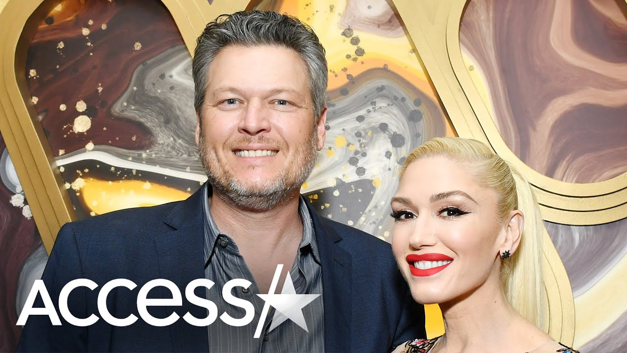 Blake Shelton: I'll Lose 20 Pounds For Gwen Stefani Wedding