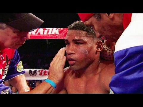 (SHOCKER!) GAMBOA QUITS!! CASTELLANOS TKO'S YURIORKIS GAMBOA