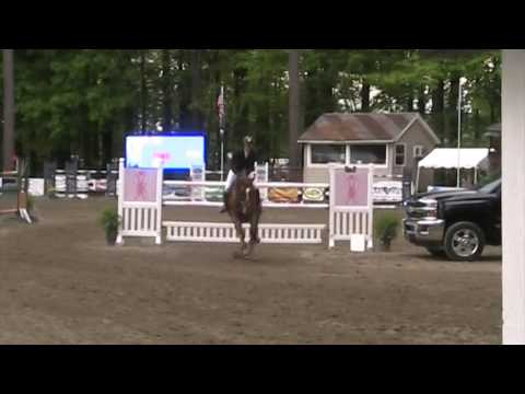 Saratoga Grand Prix - Q Two Katie Gray