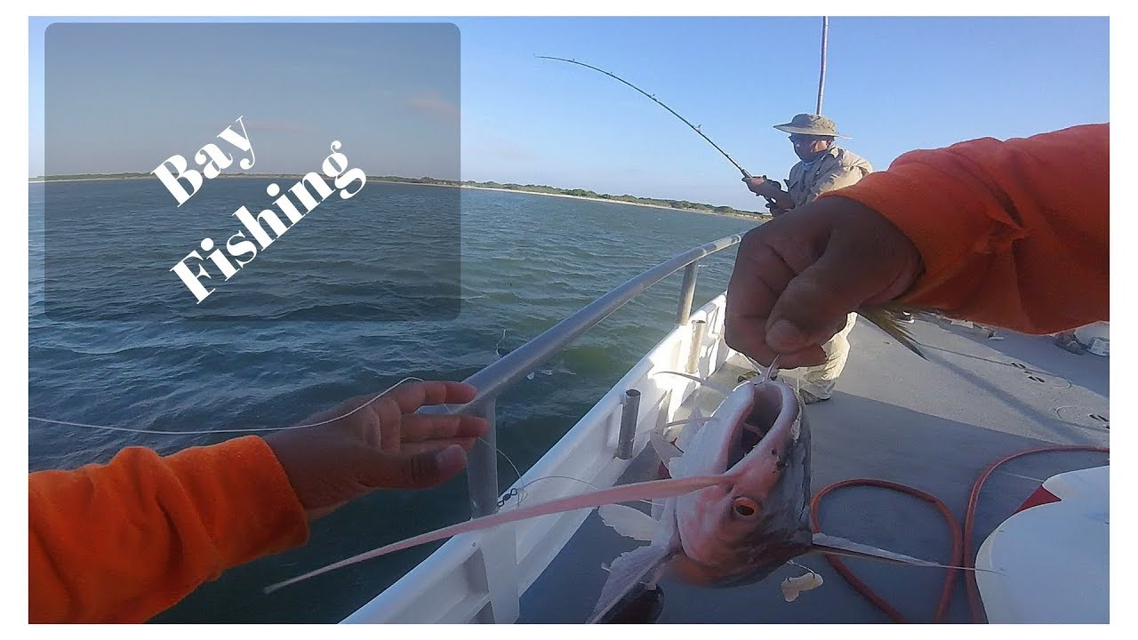 Aransas Bay Fishing Charters - Fishing in Rockport and The ...