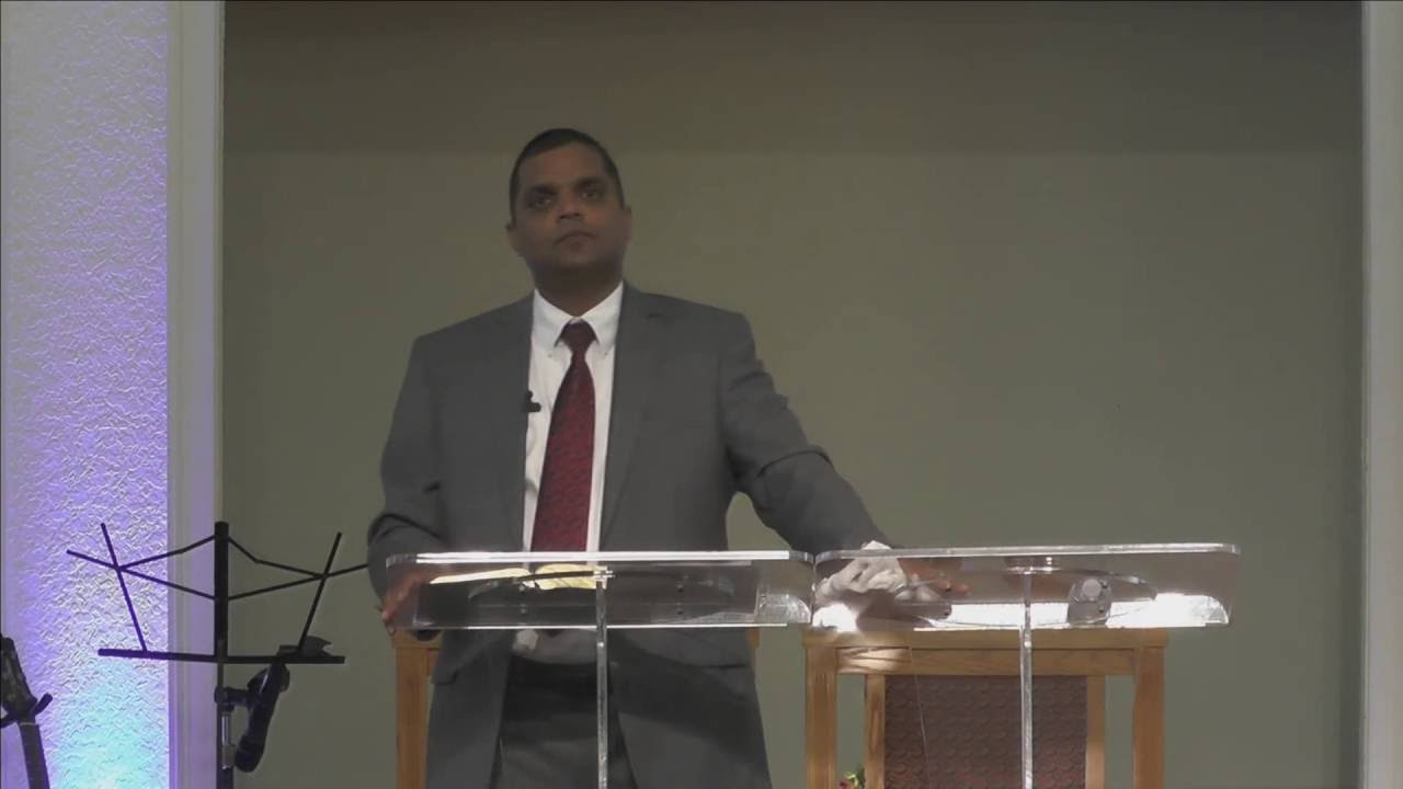 Pr. Manoj Thomas - IPC Lakeland Sunday Message