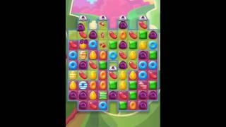 Candy Crush Jelly Saga Level 85 No Booster with tips