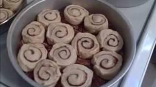 Mom's Refrigerator Rolls And Coffee Cake