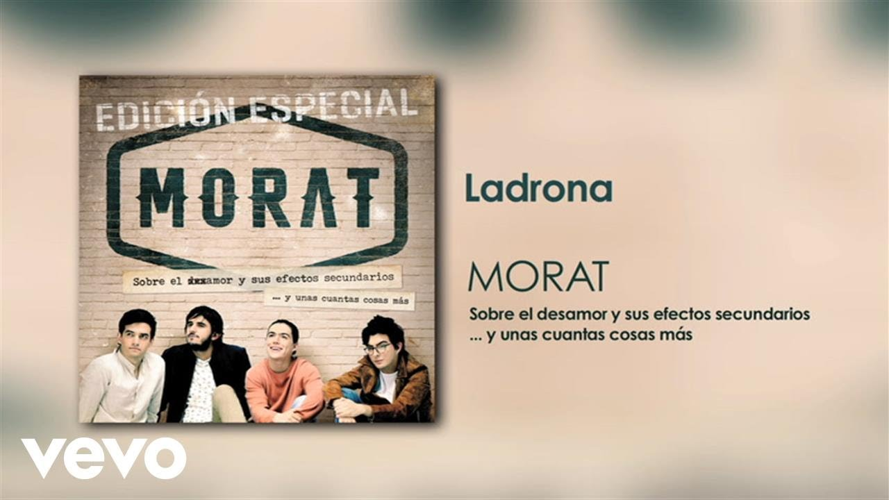 morat-ladrona-official-audio-moratvevo