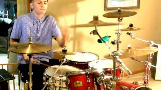 Childish Gambino feat. Chance The Rapper- The Worst Guys- Drum Cover by Josh DeCoster