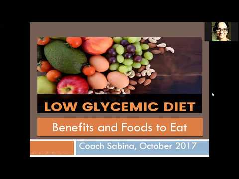 Low Glycemic Diet Benefits & Foods to Eat