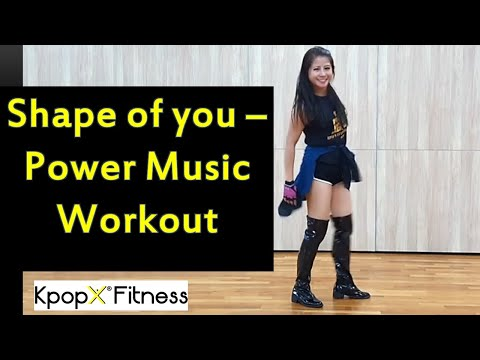 Shape of you -  KpopX Fitness preview thumbnail