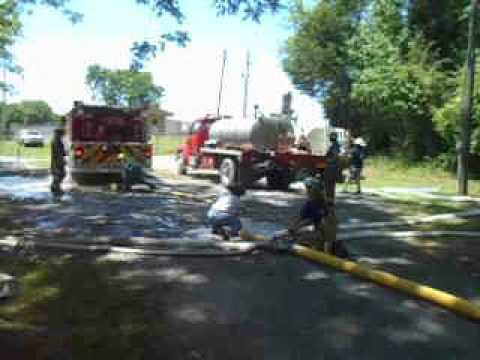 Part 15 - Rural Water Supply Drill - Shelby County, Alabama - May 2016