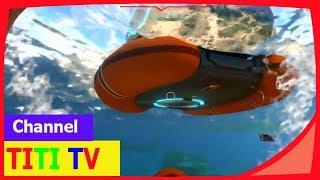hướng dẫn chơi subnautica | khám phá tàu aunora con tàu huyền thoại #3