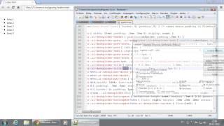 097   Selected Widget   Como criar um conjunto de elementos selecionáveis