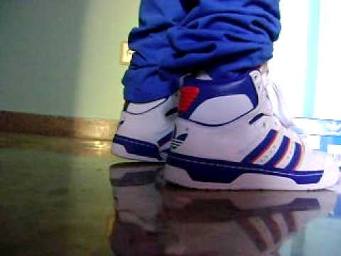 40106711665d adidas conductor hi - YouTube
