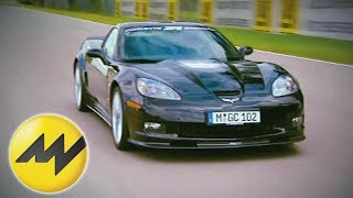 Corvette ZR1 Tracktest: V8-Power mit Hammer-Sound