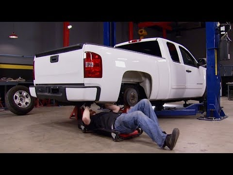 Suspension Drop 101: Leafs VS. Links - Truck Tech S3, E5