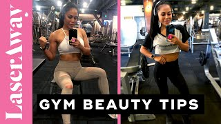 Beauty Tips For The Gym With Lisa Asuncion | LaserAway