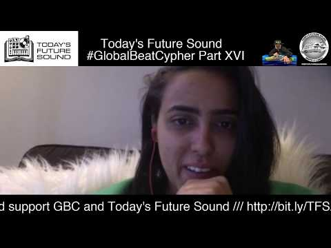 #GlobalBeatCypher XVII ft Buckwild (DITC) & JC Hall aka Fienyx (Mott Haven Community High School)