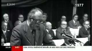 Anticharta - Provolání československých výborů uměleckých svazů (1977)