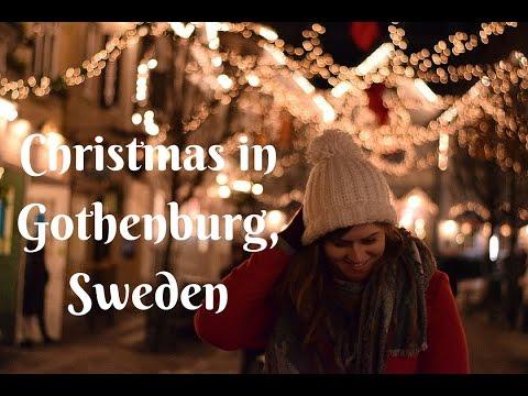 Liseberg Christmas Market in Gothenburg, Sweden | That Adventurer