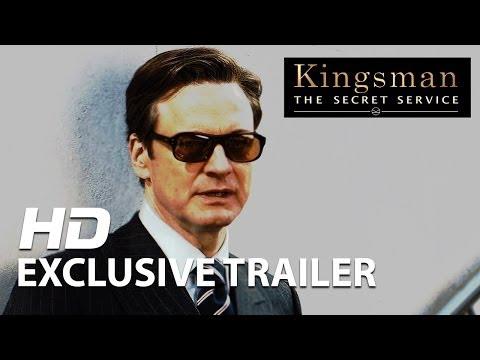 Kingsman: The Secret Service   Official Trailer HD   2014 fragman