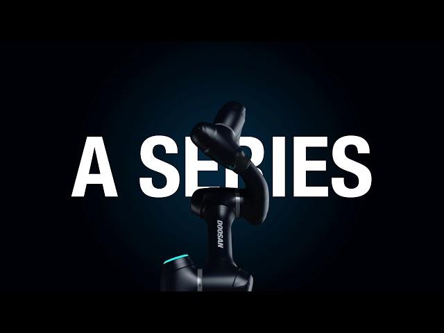 New Doosan Robot 'A Series' Teaser