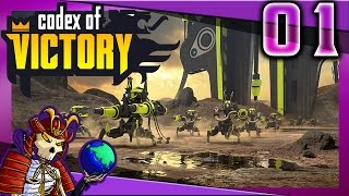 Codex of Victory Early Access | Hard Mode | Let's Play Codex of Victory Gameplay