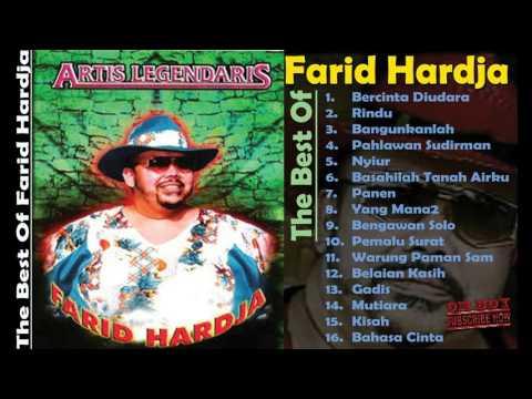The Best Of FARID HARDJA - Lagu Kenangan Indonesia