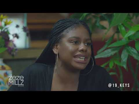 THE ZEZE MILLZ SHOW: INTERVIEW WITH 19_KEYS