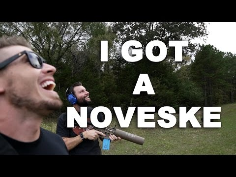 I GOT A NOVESKE FOR MY BIRTHDAY!!!