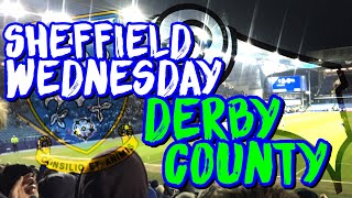 *First Win Since Boxing Day!* SWFC vs Derby County!💙💙