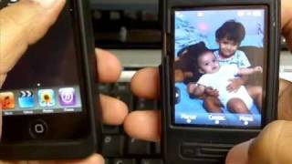 iPod Touch as Mobile Phone with Simple Mobile unlimited GSM Sim Card & Apple Peel 520
