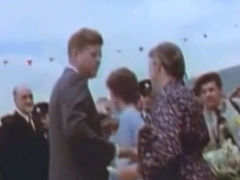 JFK: Revisiting emotional Ireland trip in 1963