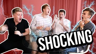 LIGHTNING REACTION EXTREME FRIENDS EDITION I play a fun little game of lightening reaction extreme with Joe Josh and Mikey Who will win Comment below  Subscribe To See More ...