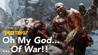 God Of War: 6 Things We Love