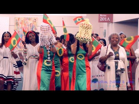 Sirna Simannaa aadaa Dubartoonni Oromoo Gootaaf godhamuun Fayyisaa Leellisaa simatan.