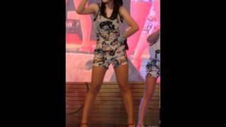 [Fancam] 111014 Soyeon T-ara - I Go Crazy Because Of You [5]