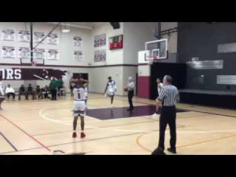 Arbor Prep vs Novi Christian Academy basketball 2019