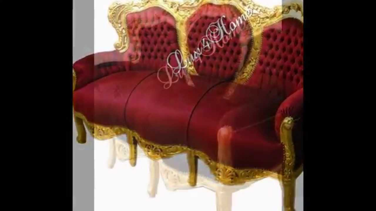 barock m bel in wuppertal youtube. Black Bedroom Furniture Sets. Home Design Ideas