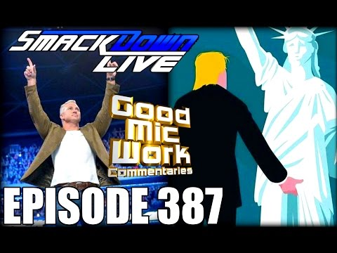 WWE SmackDown 11-8-16 REVIEW - Survivor Series UPDATE / TRUMP WINS ELECTION