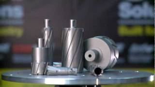 Tungsten Carbide Tipped Hard Wearing Annular Cutter (TCT)
