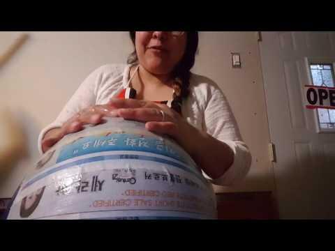 Como poner engrudo a un globo para que quede liso y resistente